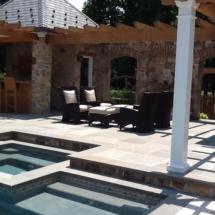 Z's pool deck 2